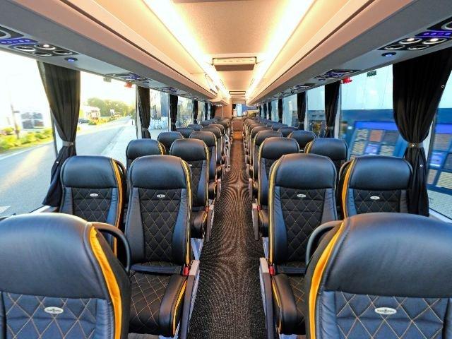 Excellent bus 2021