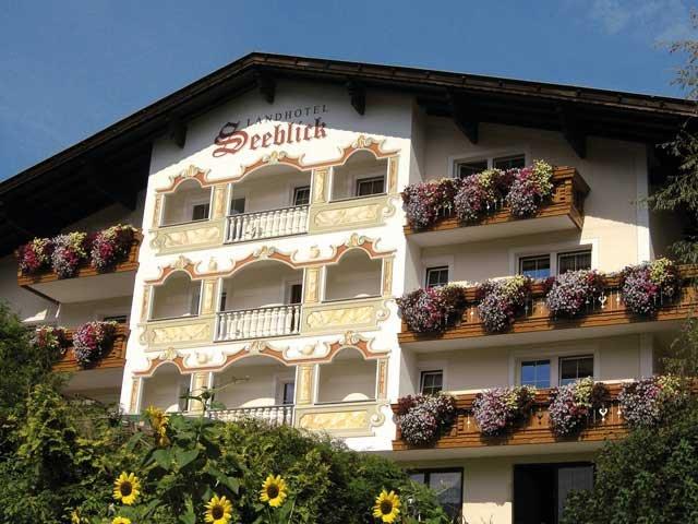 Nassereith - Hotel Seeblick *** - aanzicht