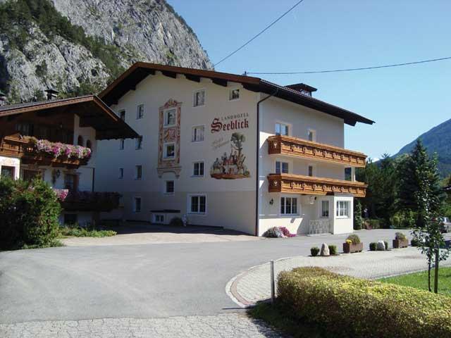 Nassereith - Hotel Seeblick *** -aanzicht