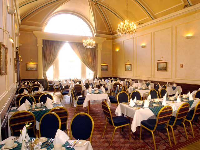 Perth - Salutation Hotel *** - restaurant