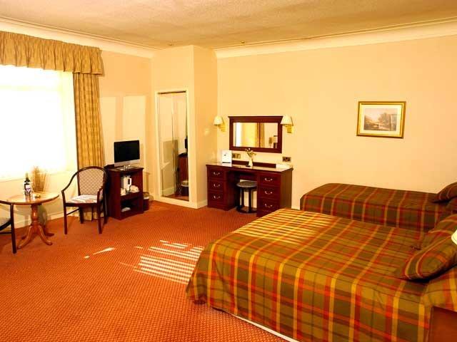 Perth - Salutation Hotel *** - 2-persoonskamer