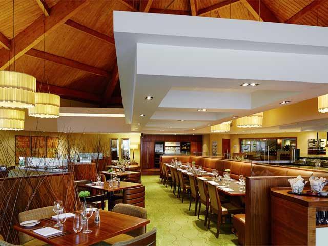 Waltham Abbey - Waltham Abbey Marriot Hotel **** - restaurant