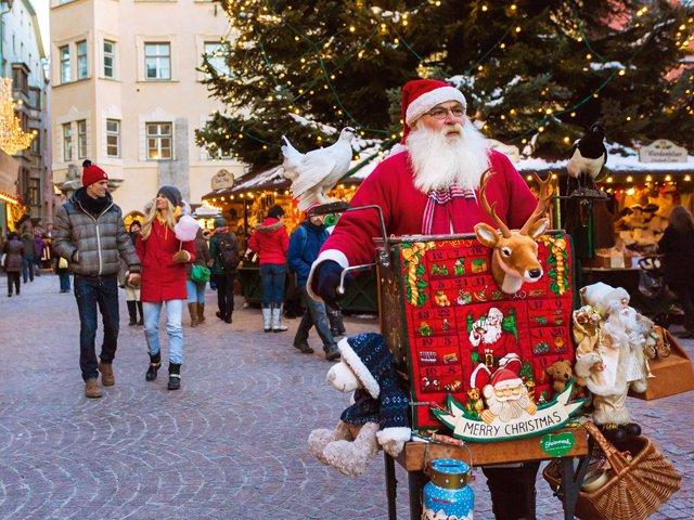 Nassereith - kerstmarkt