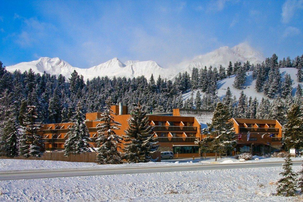 Wintersport Jasper Sawridge Inn&Conference Center  9 dagen