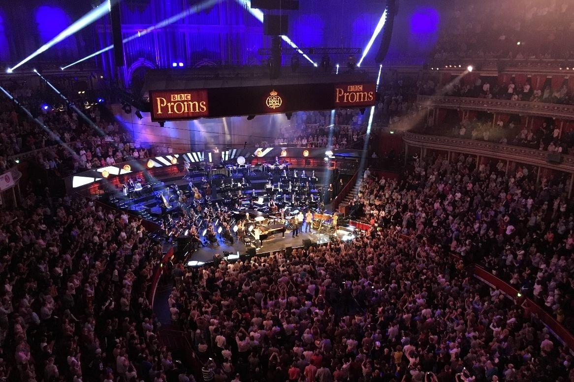 Metropole Orkest - BBC Proms