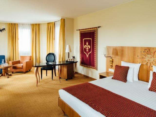Disneyland Paris - Hotel Dream Castle - suite