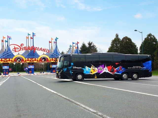 Disneyland Paris - Kidsbus