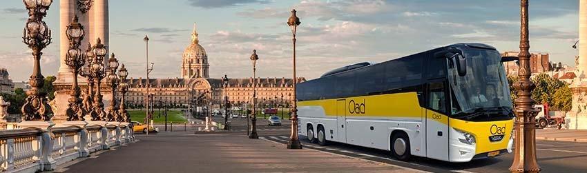 Oad bus Parijs