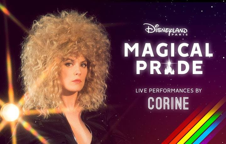 Disneyland Paris - Magical Pride - Corine