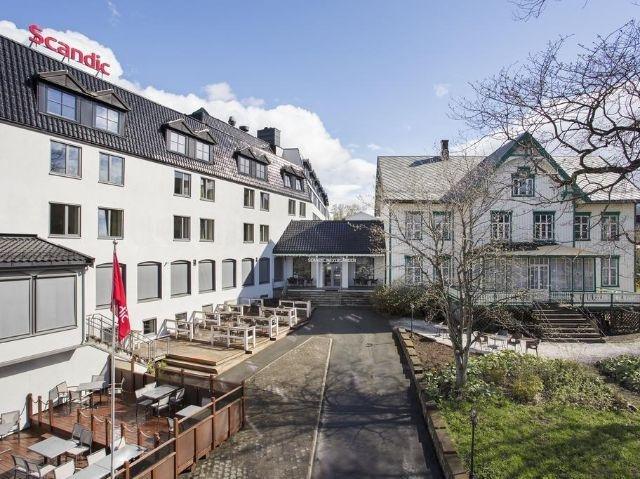 Noorwegen - Mo i Rana - Scandic Meyergården