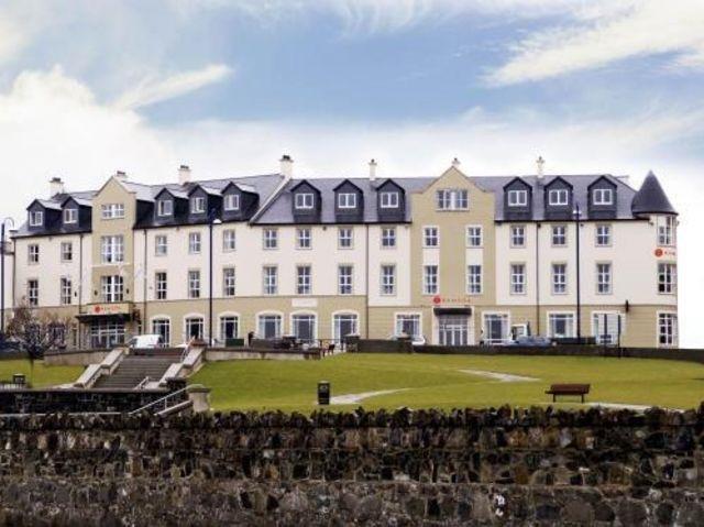 Groot-Brittannië - Portrush- Portrush Atlantic Hotel