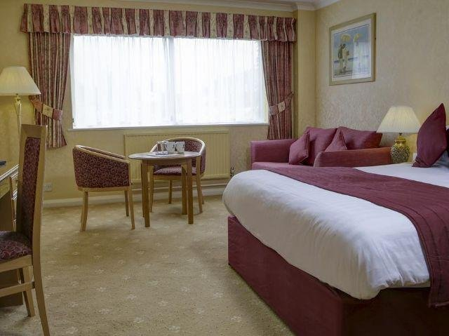 Groot-Brittannië - Tiverton - Best Western Tiverton Hotel - voorbeeldkamer