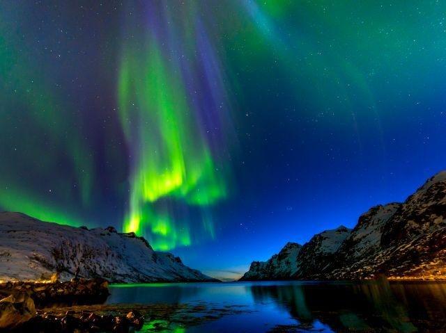 Noorwegen - Tromso- Noorderlicht