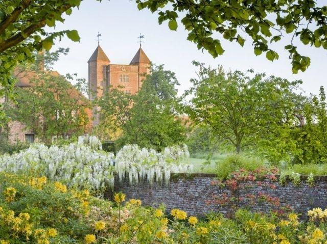 Groot-Brittannië - Kent - Sissinghurst Castle