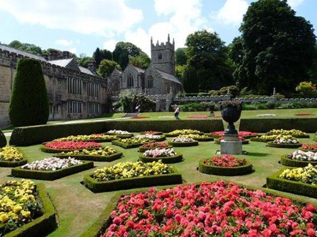 Engeland - Lanhydrock House & Gardens