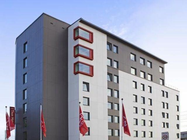 Noorwegen - Oslo - Thon Hotel Linne