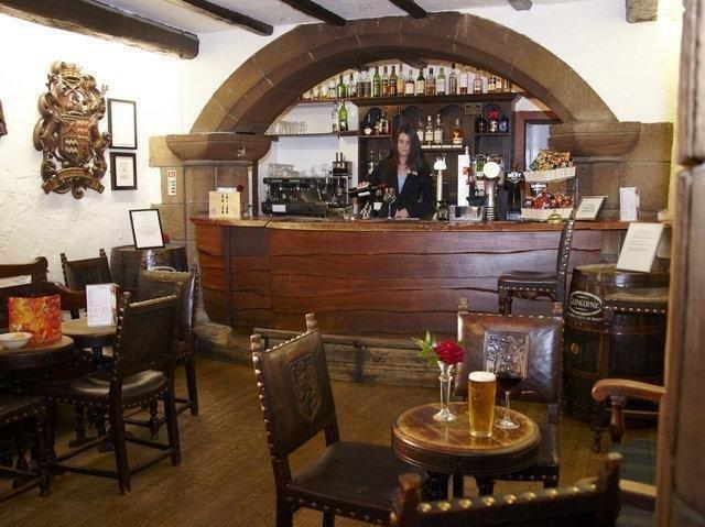 Schotland - Glasgow - Best Western Buchanan Arms Hotel & Spa *** - bar