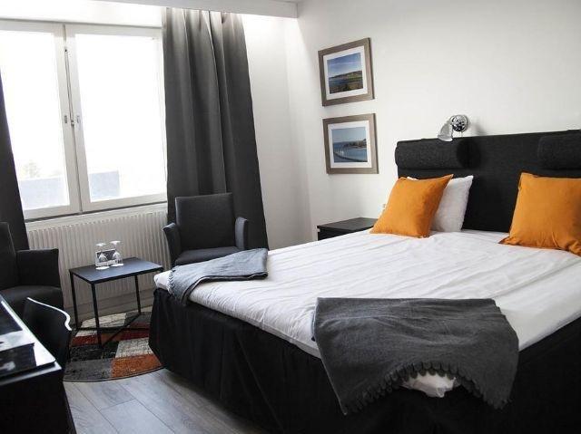 Zweden - Vänersborg - Quality Hotel - voorbeeldkamer