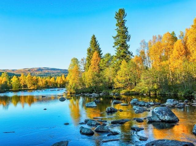 Noorwegen - Indian Summer
