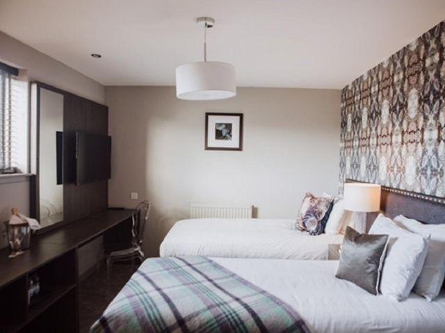 Bo'Nes - Hotel Richmond Park voorbeeldkamer