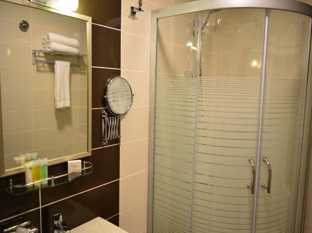 Ream Hotel Amman - badkamer