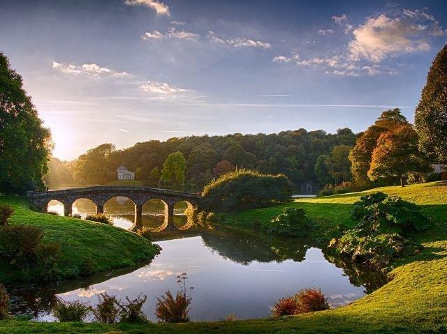Engeland - Stourhead Gardens