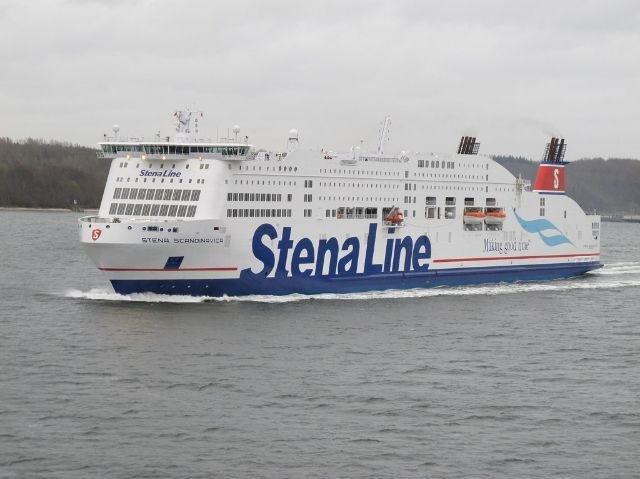 Stena Line Kiel-Göteborg