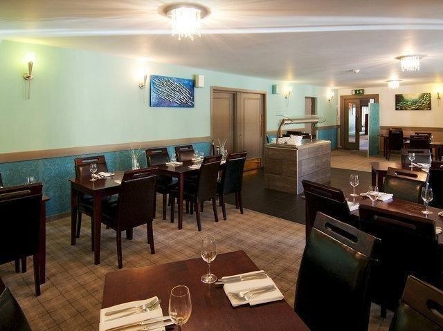 Schotland - Glasgow - Best Western Buchanan Arms Hotel & Spa *** - restaurant