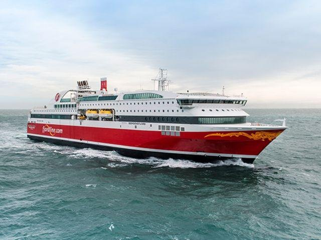 Fjordline - MS Stavangerfjord
