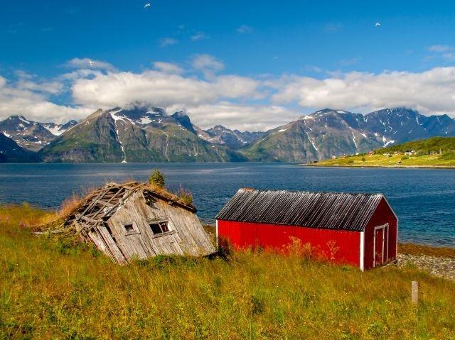 Noorwegen - Lofoten - Lyngen Alpen