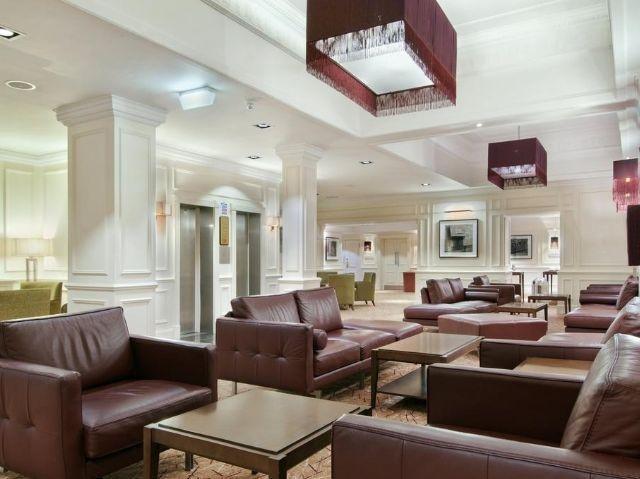 Schotland - Glasgow - Best Western Buchanan Arms Hotel & Spa *** - lounge