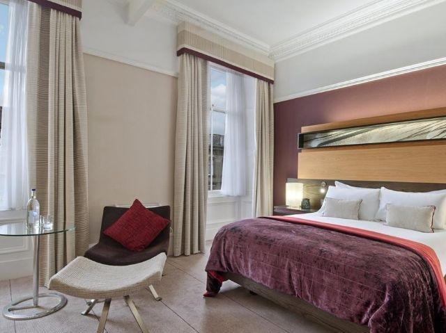 Schotland - Edinburgh - Hilton Hotel Edinburgh Grosvenor **** - 2-persoonskamer