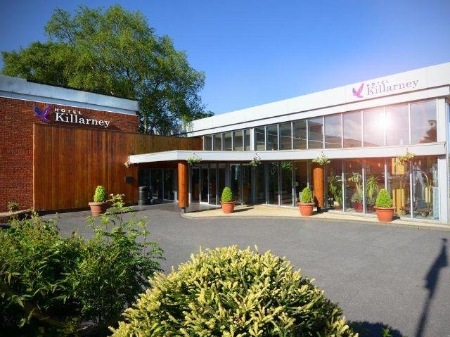 Ierland - Killarney - Hotel Killarney