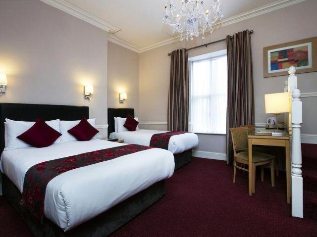 Ierland - Dublin - Harcourt Hotel