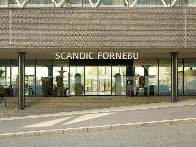 Oslo - Scandic Fornebu