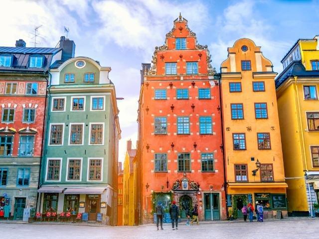Zweden - Stockholm - Gamle Stan