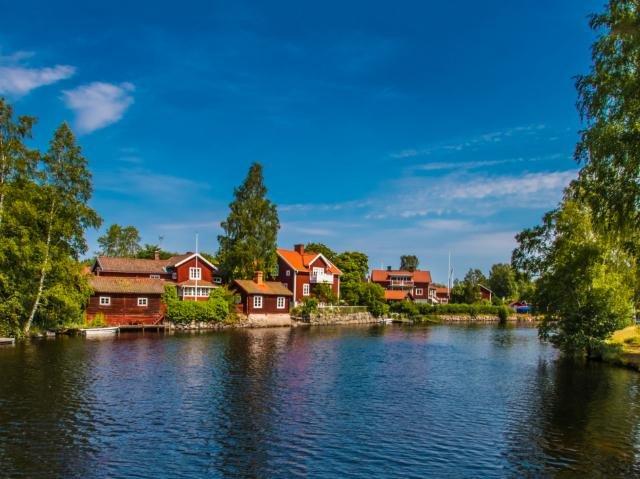Zweden - Provincie Dalarna