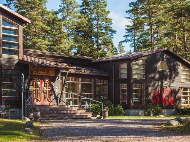 Zweden - Jönköping e.o. - Hotel Mullsjö