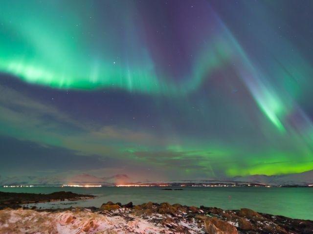 Noorwegen - Tromso - Noorderlicht