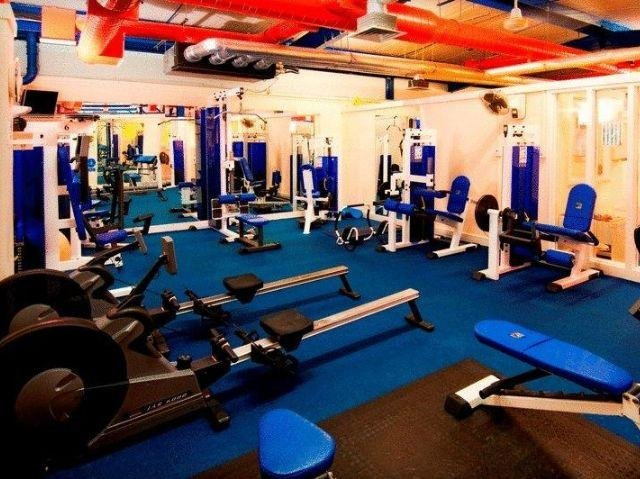 Schotland - Glasgow - Best Western Buchanan Arms Hotel & Spa *** - fitness