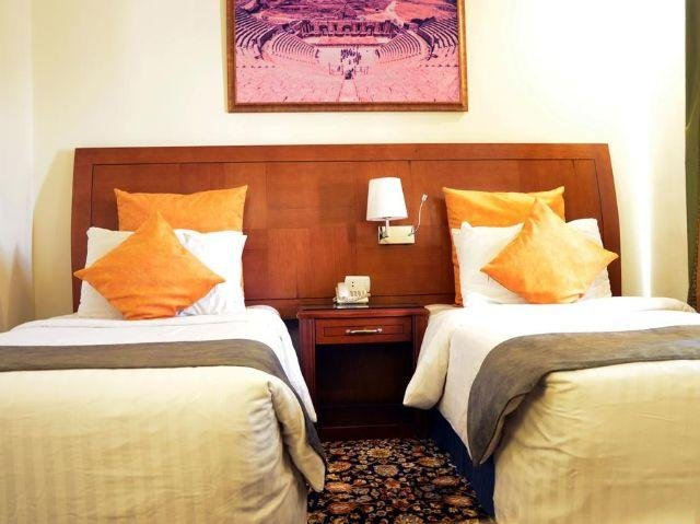 Amra Palace Hotel - Slaapkamer
