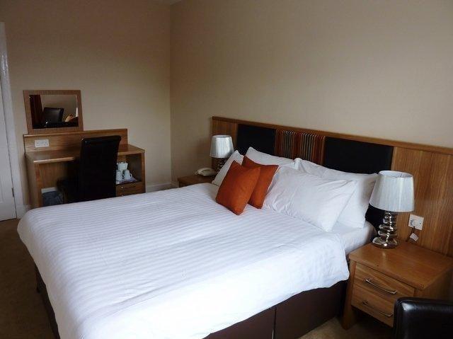 Schotland - Glasgow - Best Western Buchanan Arms Hotel & Spa *** - 2-persoonskamer