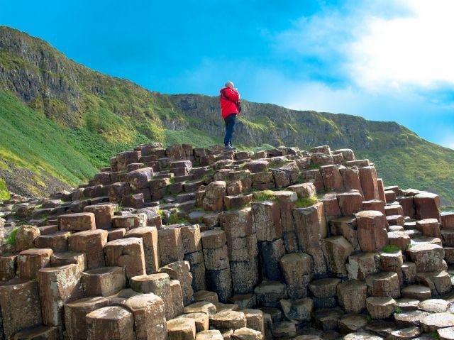 Noord-Ierland - Giants Causeway