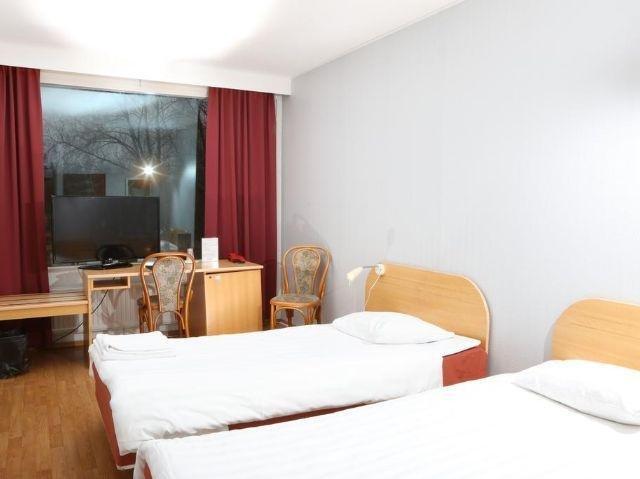 Finland - Kuopio - IsoValkeinen Hotel