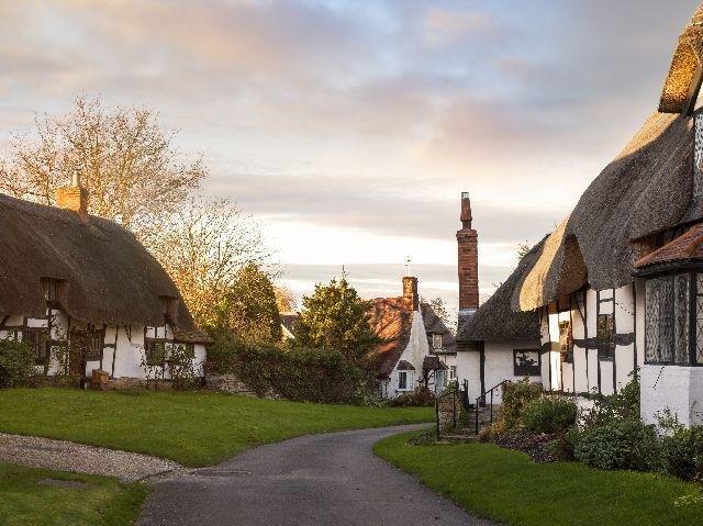 Groot Brittannië - Warwickshire
