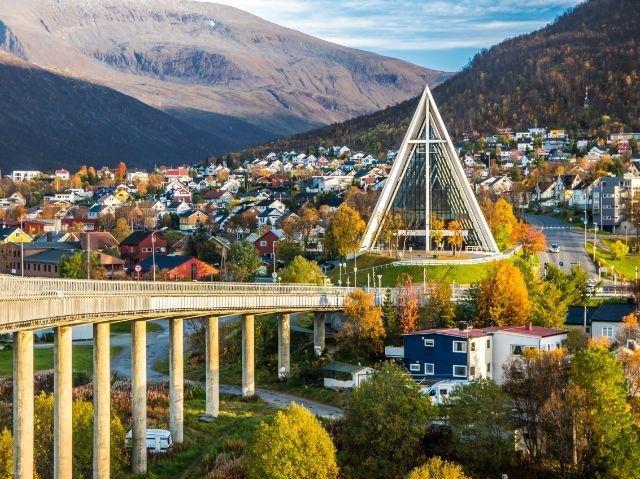 Noorwegen - Tromso
