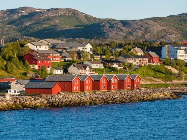 Noorwegen - Alta