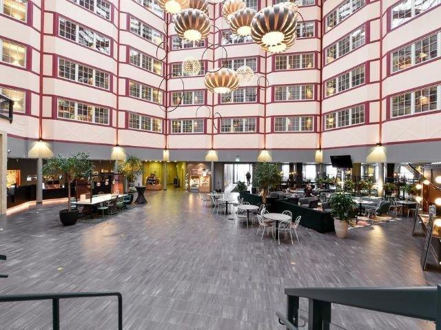 Zweden - Malmö/Lund - Scandic Star Lund