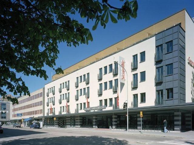Zweden - Karlstad - Scandic Karlstad City