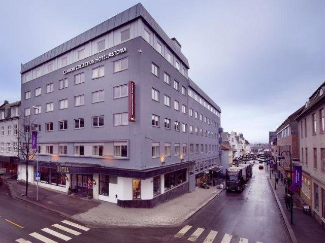 Noorwegen - Hamar- Claron Collection Hotel Astoria